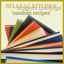 Random Recipe challenge from Belleau Kitchen