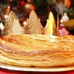 This delicious Galette des Rois is the perfect way to finally round up your Christmas festivities!