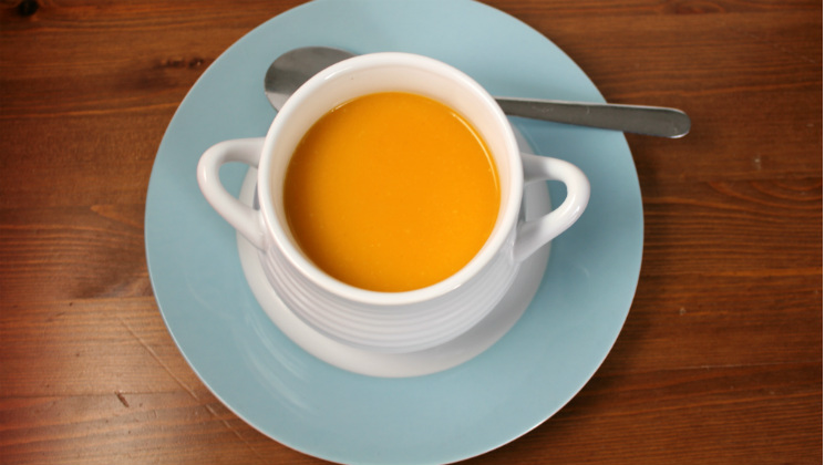 This is my recipe for Butternut Squash soup - a delicious, creamy soup is perfect for a warming winter lunch, but it is also special enough to use as a simple starter.