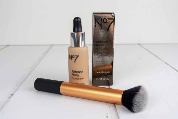 No 7 Airbrush Away Foundation