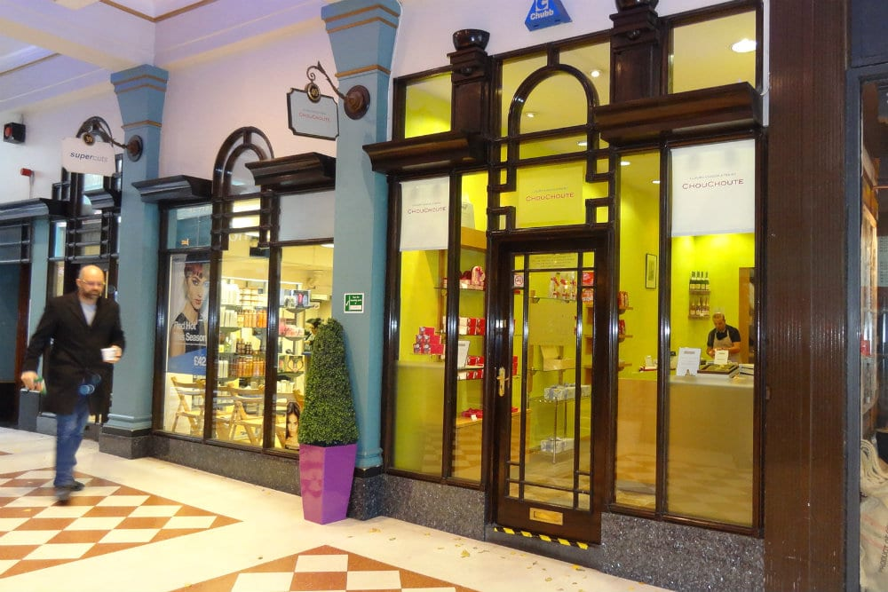 Chouchoute Chocolaterie is one of Birmingham's Hidden Gems