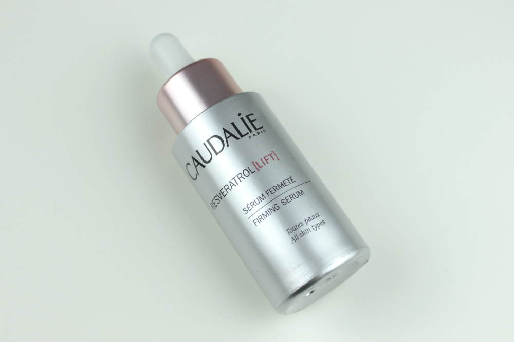 Beauty Review Caudalie Resveratrol Lift Firming Serum