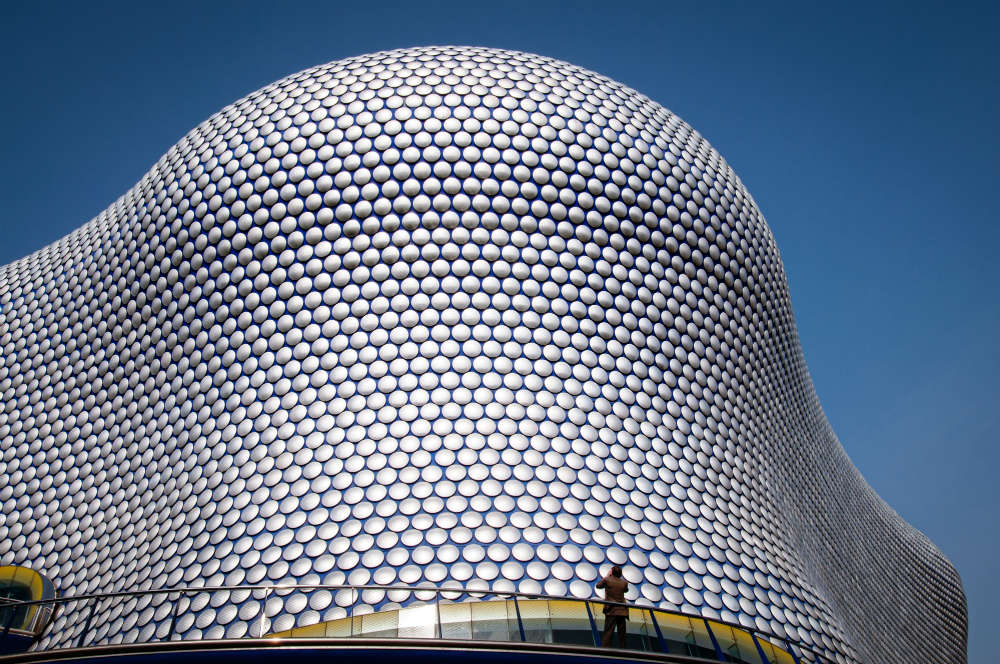 The Selfridges building is a familiar part of the Birmingham skyline, and I recently found that they do a pretty nice afternoon tea as well!