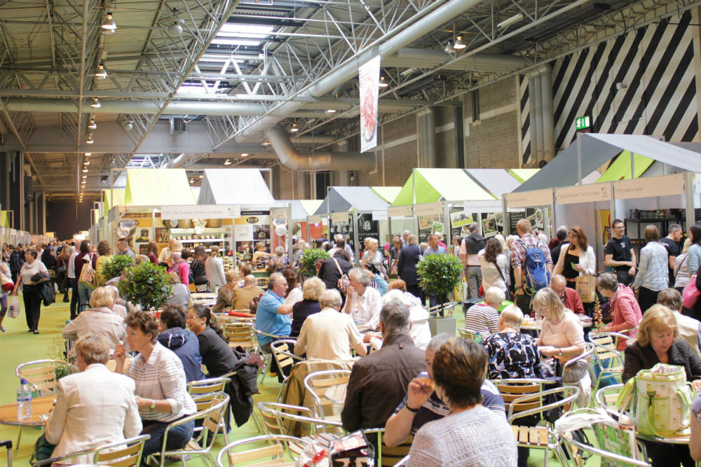 In today's 5th Blog Anniversary Giveaway, one lucky SallyAkins.com reader will win 2 tickets to the BBC Good Food Show in November!