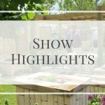 These are my show highlights from the Gardener's World Live and Good Food Show Summer exhibitions, held in June 2016 at the NEC in Birmingham.