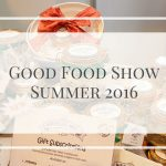 Good Food Show Summer 2016