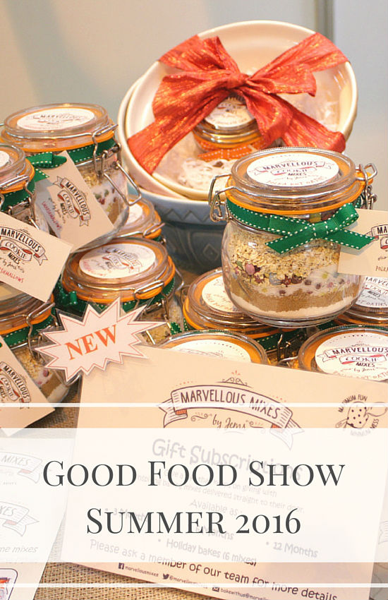 Take a look at some of the delicious things to eat and drink at the Good Food Show Summer 2016, held at the NEC Birmingham in June 2016