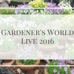 Gardener's World Live 2016: Floral Marquee