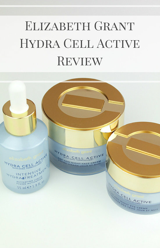 Can one cream really be good for both day and night-time? Read on to find out what I think of the Elizabeth Grant Hydra Cell Active Day and Night Cream, and the rest of the range in my review #spons