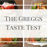 The Greggs Salad Taste Test Challenge