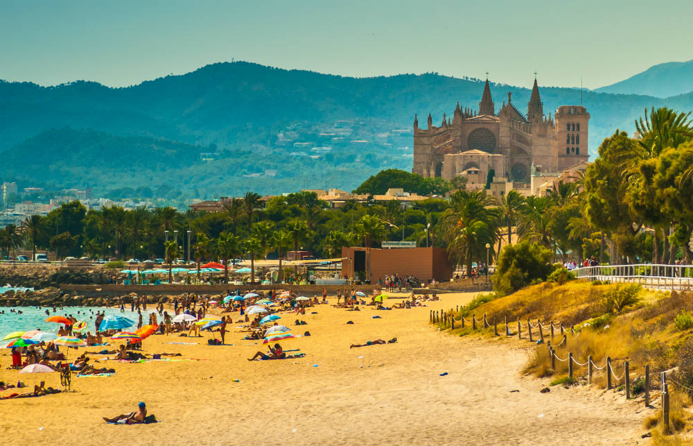 Why not visit Palma in Majorca for your next city break?