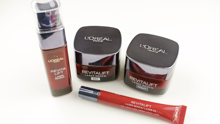 I've been trying the L'Oreal Paris Revitalift Laser Renew skincare range. Find out which product I loved, and which left me feeling less impressed.
