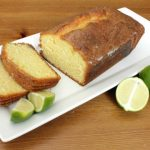 Gin and Lime Drizzle Cake