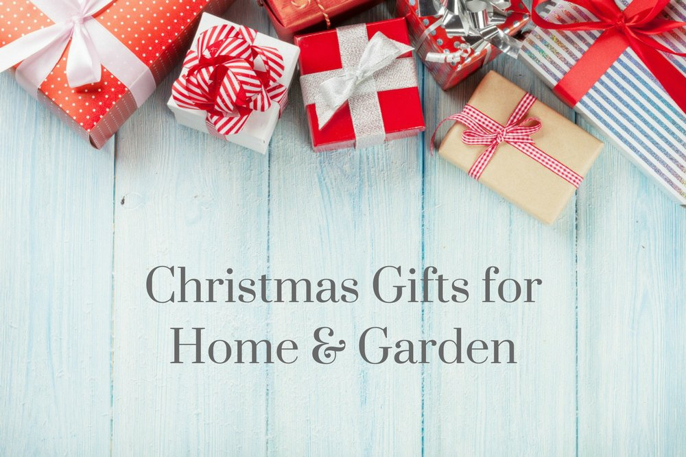 Today's guide is full of gifts with a Home and Garden focus, covering a range of styles and price tags. So whether you're looking for a gift for a friend or loved one, or after some inspiration for your own Christmas list, you'll find it here.