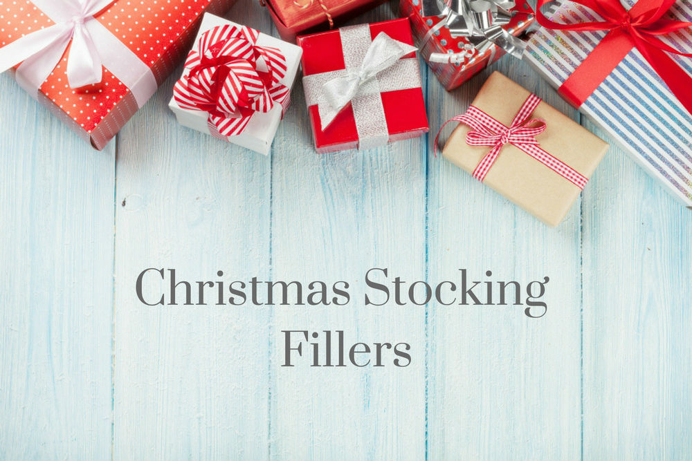 Stocking fillers are one of my favourite parts of the Christmas fun, so I've pulled together a few suggestions in this gift guide.