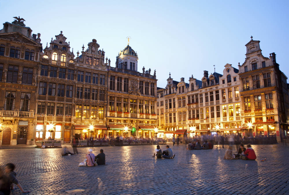Brussels City Centre - we're planning to visit during 2017