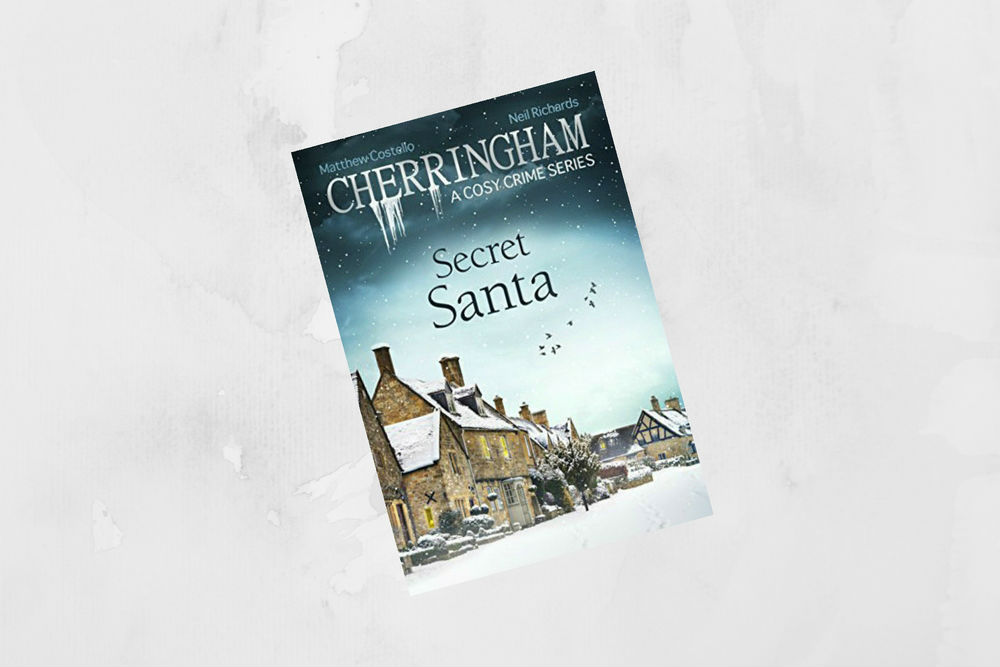 Looking for a festive read with a touch of crime? Cherringham Secret Santa is a fabulous Christmas mystery novella, perfect for this time of year