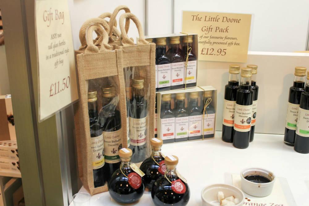 Balsamic Dressing gift sets from Little Doone