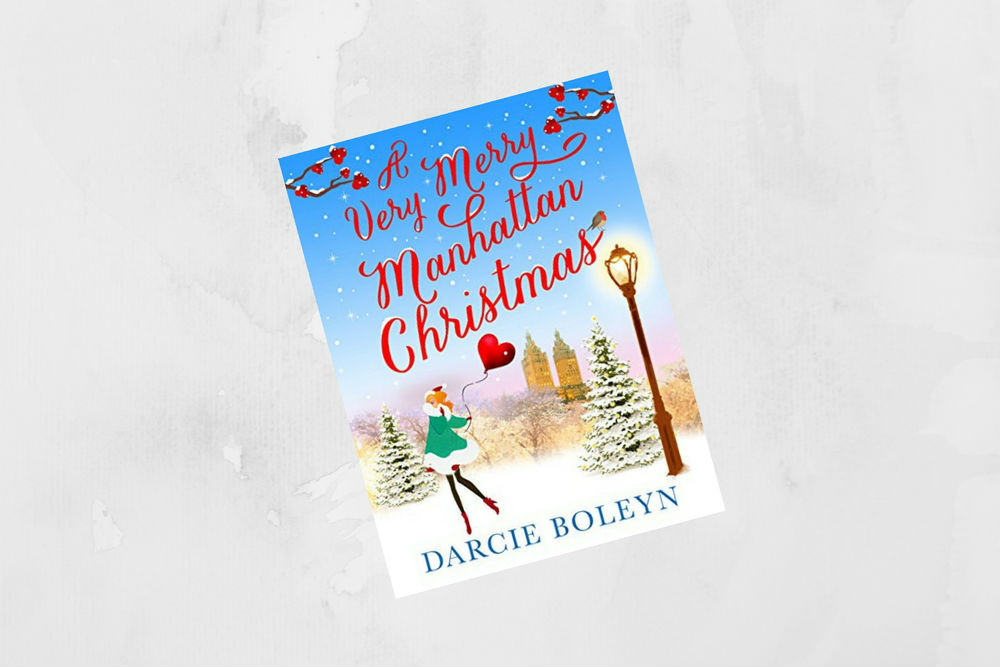 If you fancy a break from Christmas preparations, A Very Merry Manhattan Christmas is the perfect festive read.