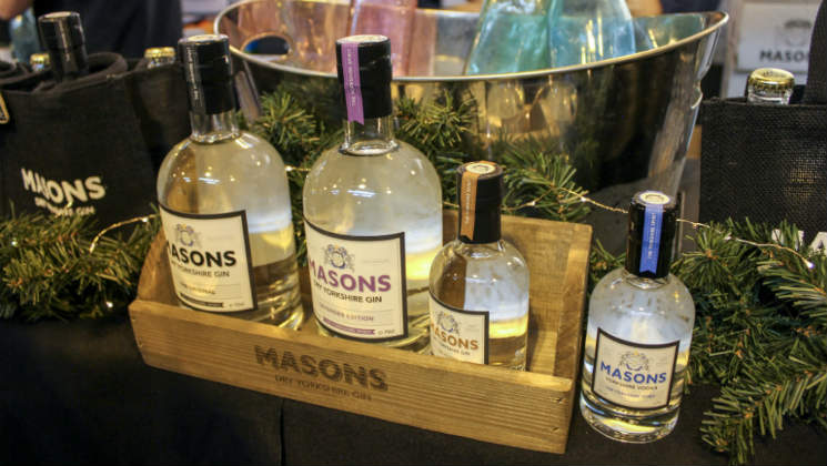 I went to the BBC Good Food Show 2016 with a mission to find a new gin for my collection. I found 5 gins that you might not have tried, but which did I buy?