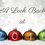 2016 in Review – A Look Back at my Favourite Posts