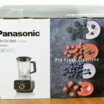 If you think all blenders are pretty much the same, the fantastic Panasonic MX-ZX1800 could be the blender to change your mind.