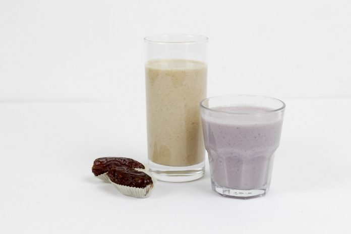 Berry Delicious Smoothie and Sticky Toffee Pudding Smoothie