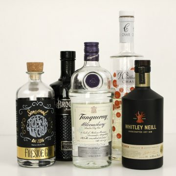 In this week's 'Gin on Friday', I'm taking a look at five of my favourite gins - the ones that I'm most likely to reach for when it's Gin o'Clock.