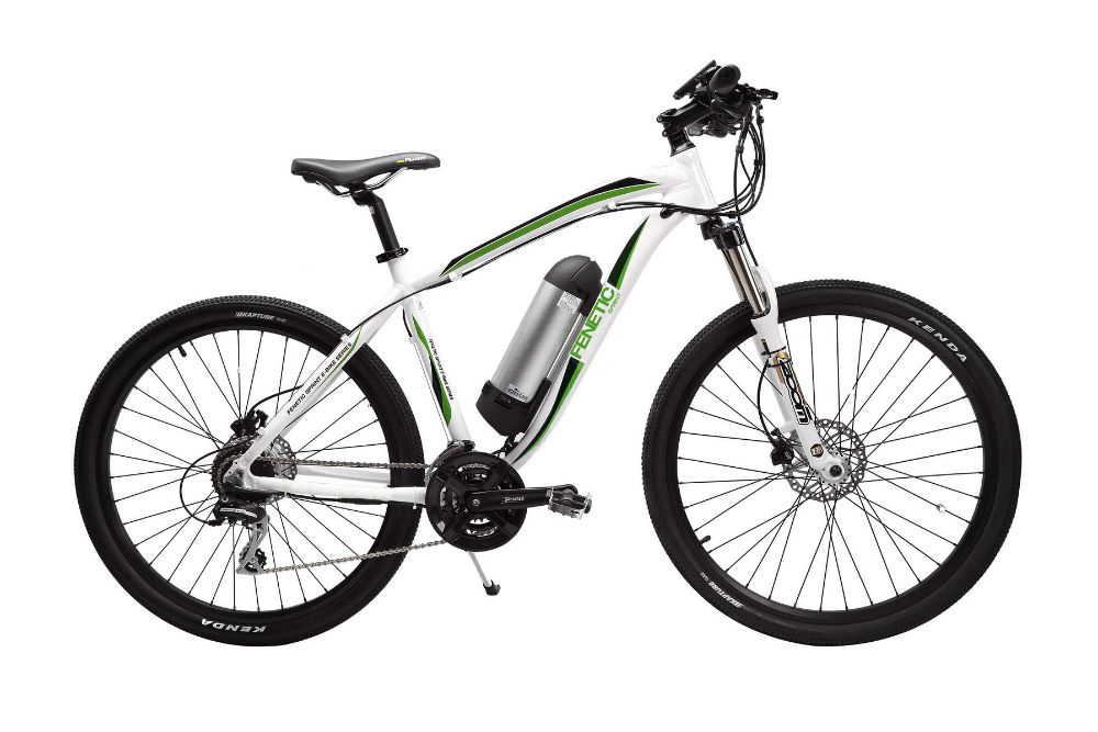 The Fenetic Spring Electric Mountain bike