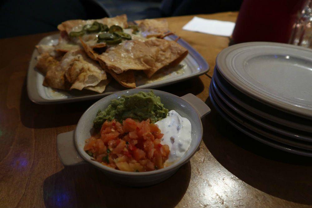 The best nachos I've ever eaten? Probably! See for yourself at Bodega restaurant in Birmingham #review