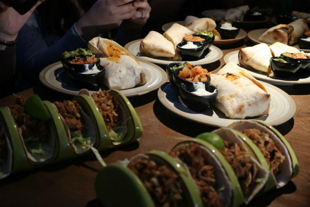 Burritos and tacos galore at Bodega restaurant in Birmingham #review