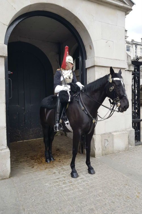 Horseguards' Parade in London