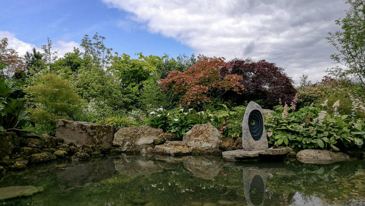 Take a look around the show gardens and discover which won Best in Show at the RHS Malvern Spring Festival 2017