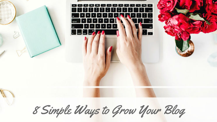 Are you looking for ways to help your blog grow? This guest post from Jenna at The Bloglancer is full of useful tips that are easy to put into action.
