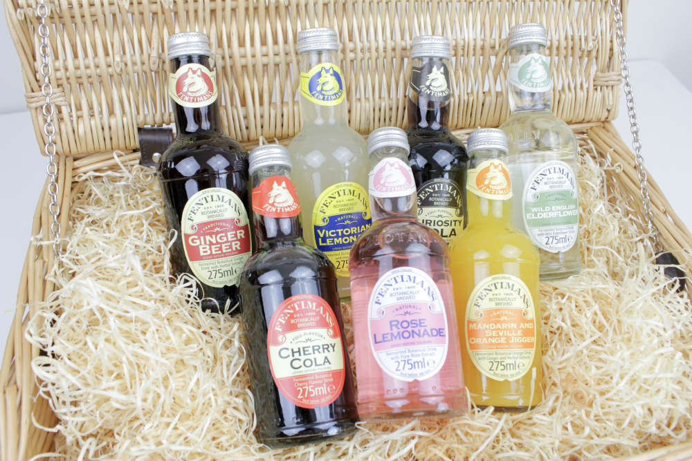 The Fentimans range of soft drinks are a refreshing choice for summer