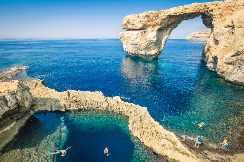 With beautiful scenery, excellent weather and delicious food, there's a lot to love about a villa holiday onGozo#sponsored