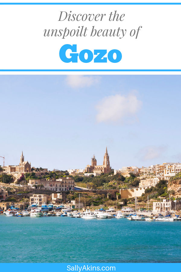Looking for a destination for your next holiday? Find out why Gozo could be the perfect place to visit #sponsored #JamesVillas #Gozo #Malta