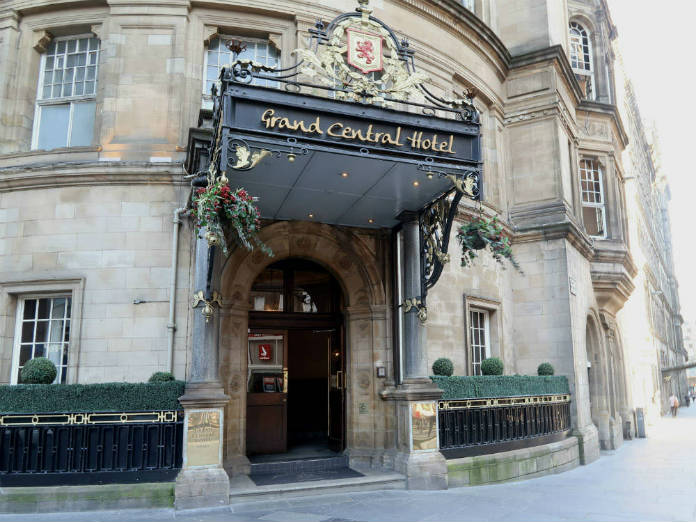 The Grand Central Hotel in Glasgow has the perfect mix of old-school glamour and modern day service. Here's my review of my recent visit.