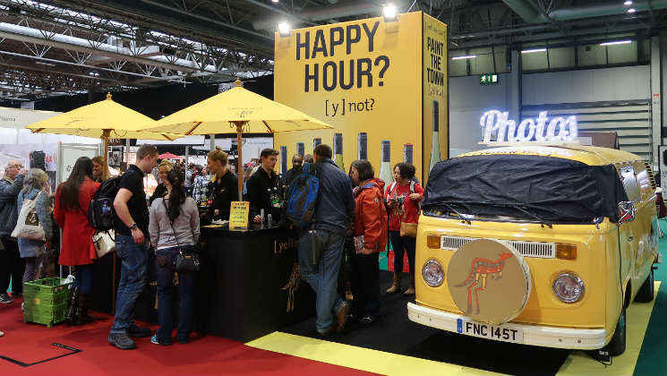 Discover the new food and drinks I sampled when I visited the BBC Good Food Show at the NEC in Birmingham.