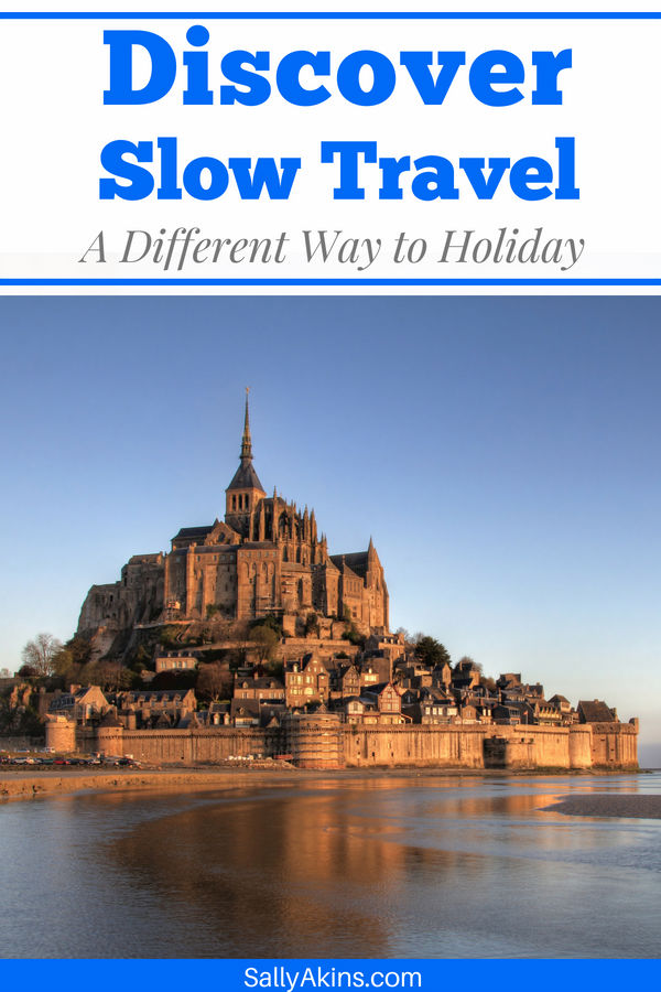 Are you looking for a different kind of holiday? Discover the beauty of slow travel with InnTravel #slowtravel #holidays #travelplanning