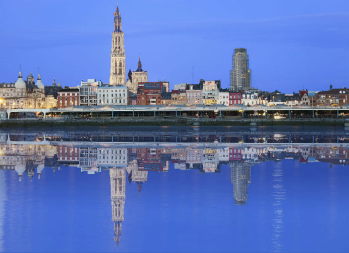 Antwerp - Belgium's second largest city and perfect for a European city break