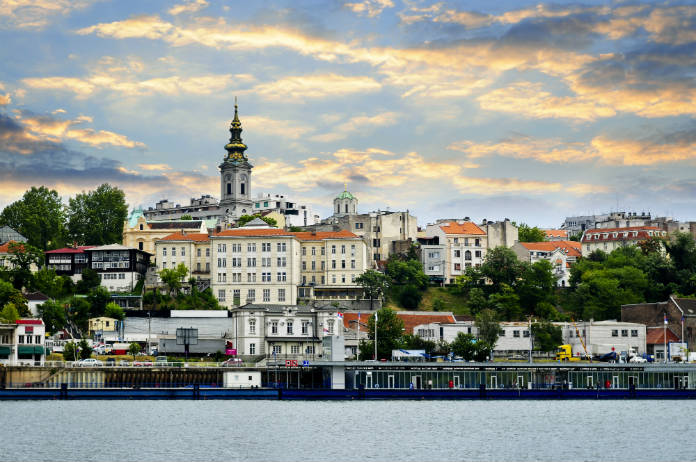 Head to Serbia for a city break in Belgrade