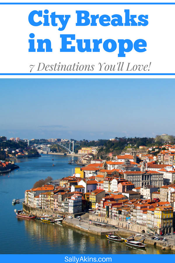 Thinking of a city break in Europe? Here are 7 suggestions for the perfect destination for your next European trip #travel #travelplans #citybreak #Europe #Malta #Finland