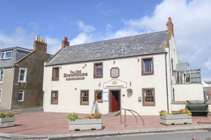 The Old Brewhouse in Arbroath