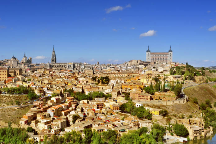 Go somewhere different for a city break in Spain - how about Toledo?
