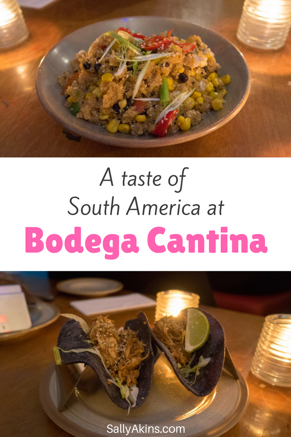 Bodega Cantina has a new menu for 2018, with new twists on old favourites and an expanded range of vegan and gluten-free options. I went along to the restaurant in Birmingham (UK) check out the offerings at their recent press event #restaurant #review #birmingham #uk