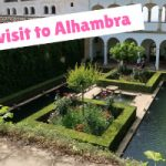 Alhambra, Granada: Take a walk with me