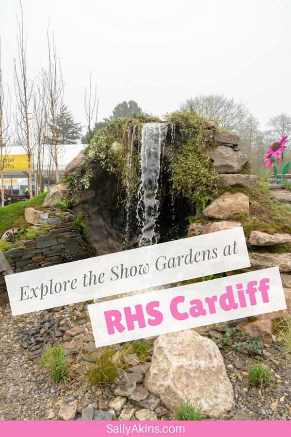 Discover design inspiration for your garden at home from the Show Gardens at the RHS Flower Show Cardiff