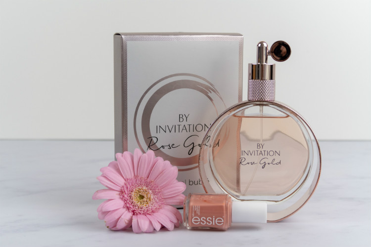 Michael Buble By Invitation Rose Gold perfume