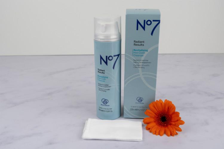 No7 Hot Cloth Cleanser